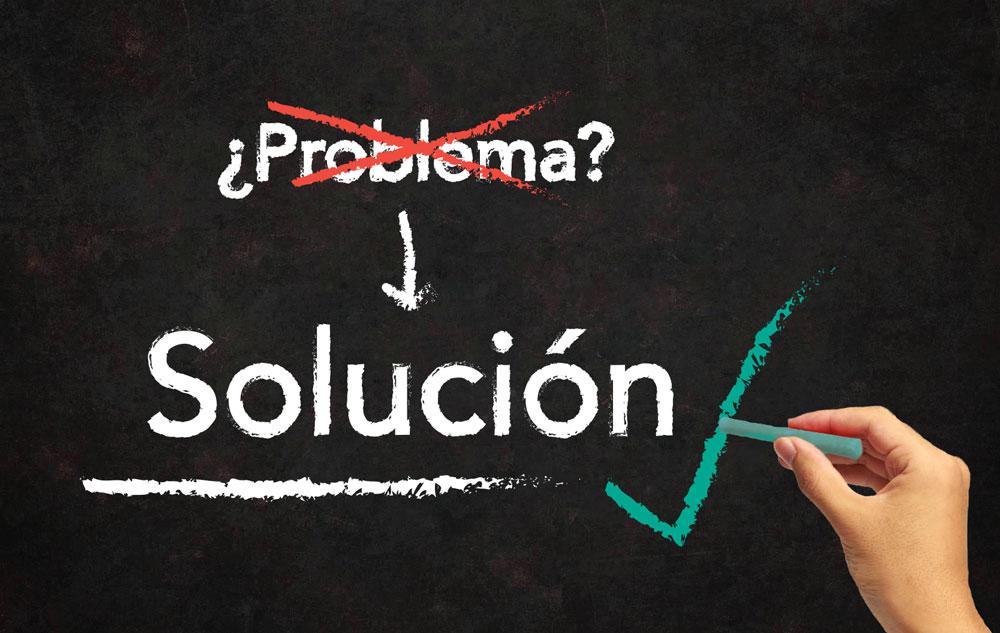 Pasos para solucionar los problemas de SAP