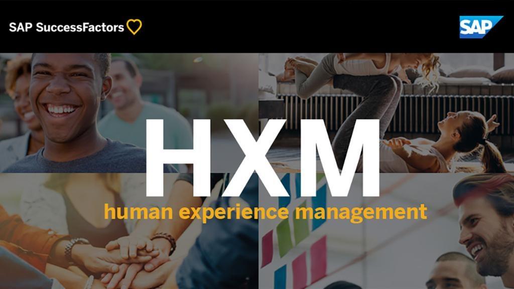 ¿Cómo se va de HCM hacia la Gestión de la Experiencia Humana (HXM)?
