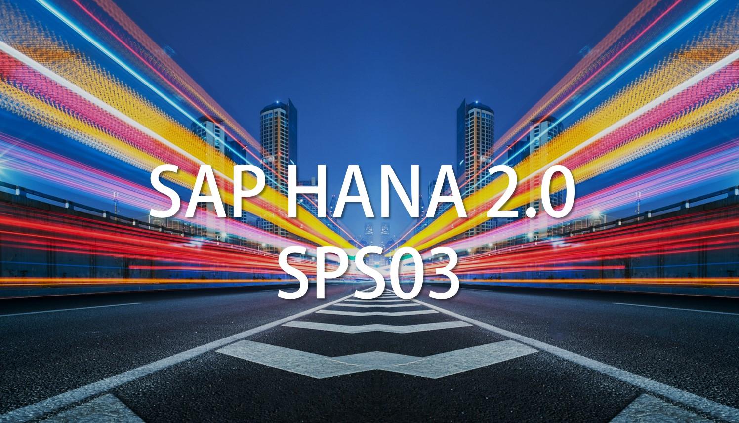 Fin del mantenimiento de SAP HANA 2.0